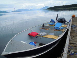 Our sturdy boat for self guided happiness.