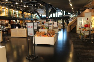 Inside the Corning Museum of Glass