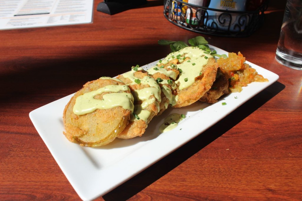Fried Green Tomato Perfection