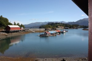 Halibut Cove: Off the Cruise Ship Route