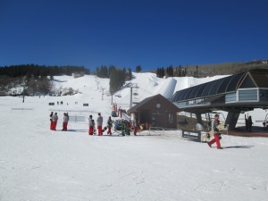 Aspen Buttermilk:  Beginner Ski Area?