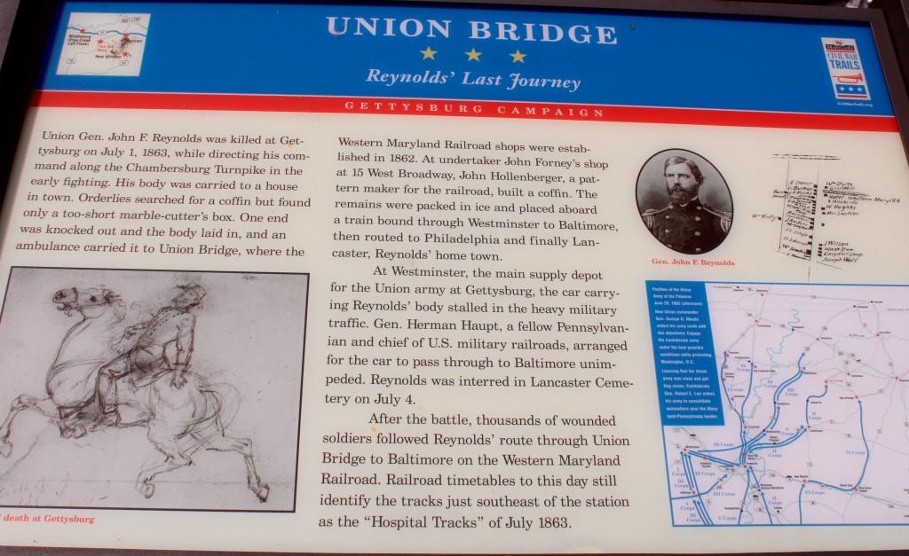 Union Bridge Maryland