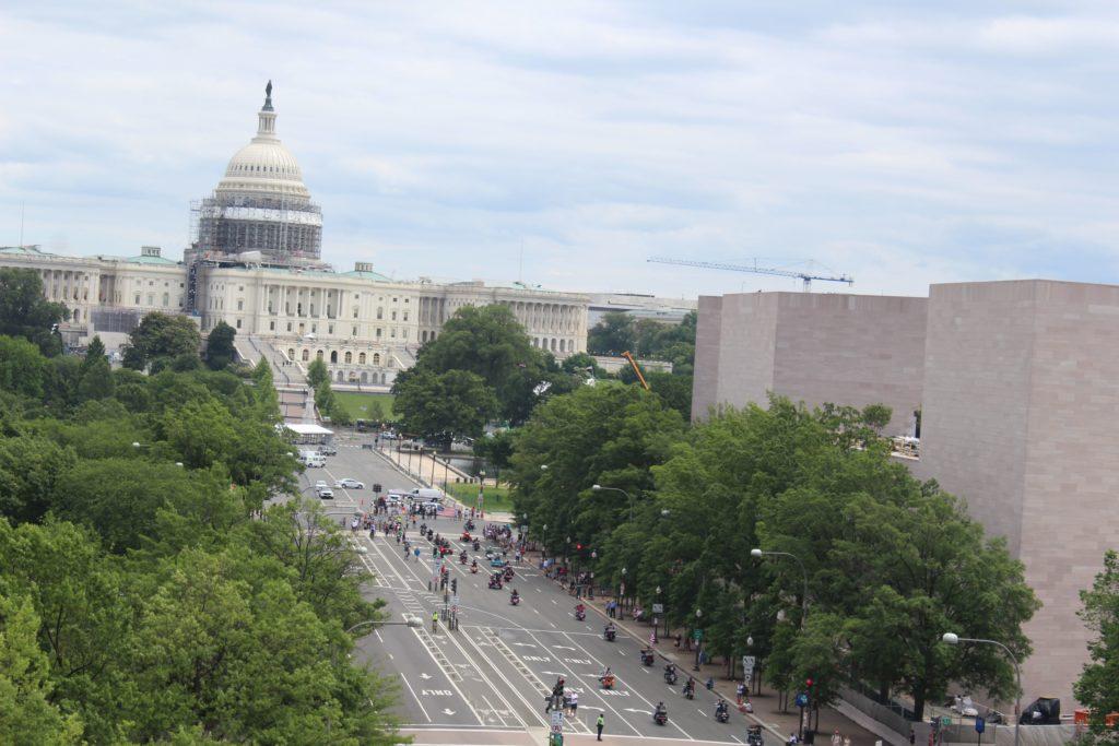 Washington DC overnight trip