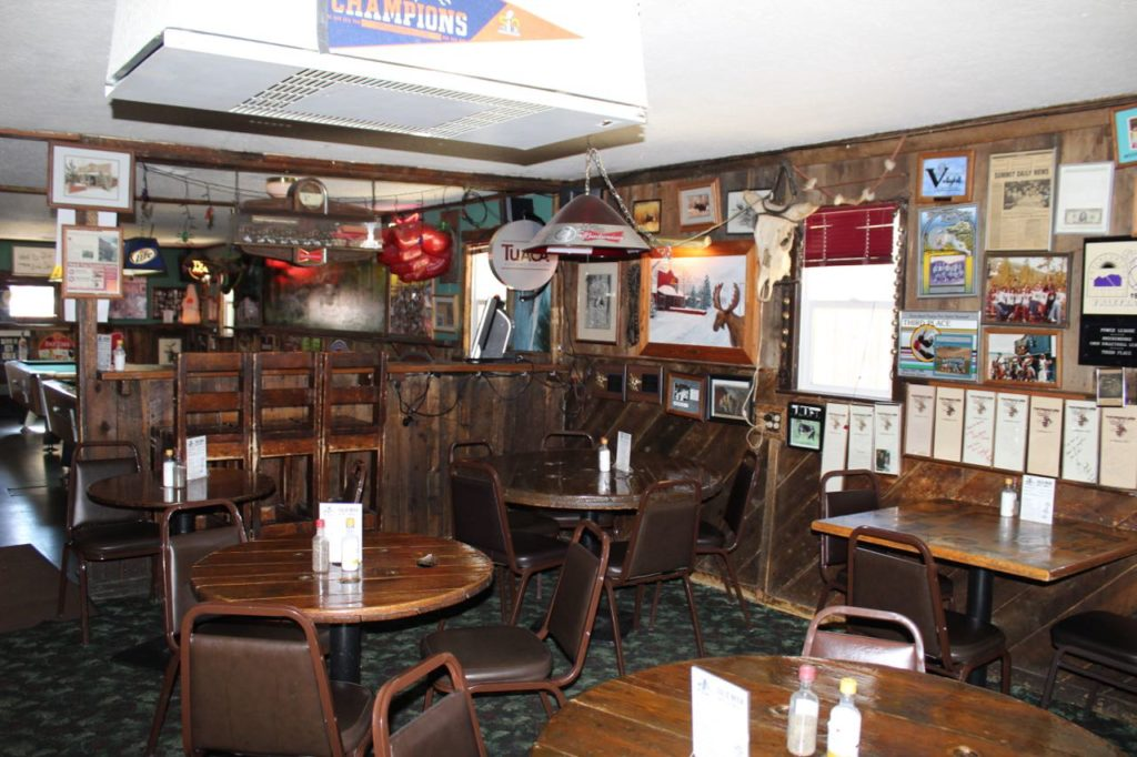 Inside Frisco's Moose Jaw