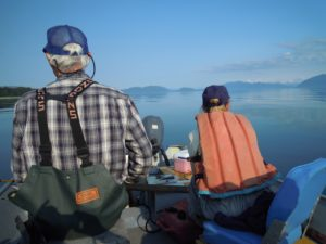 The Annual Alaska Fishing Adventure: Fish On!