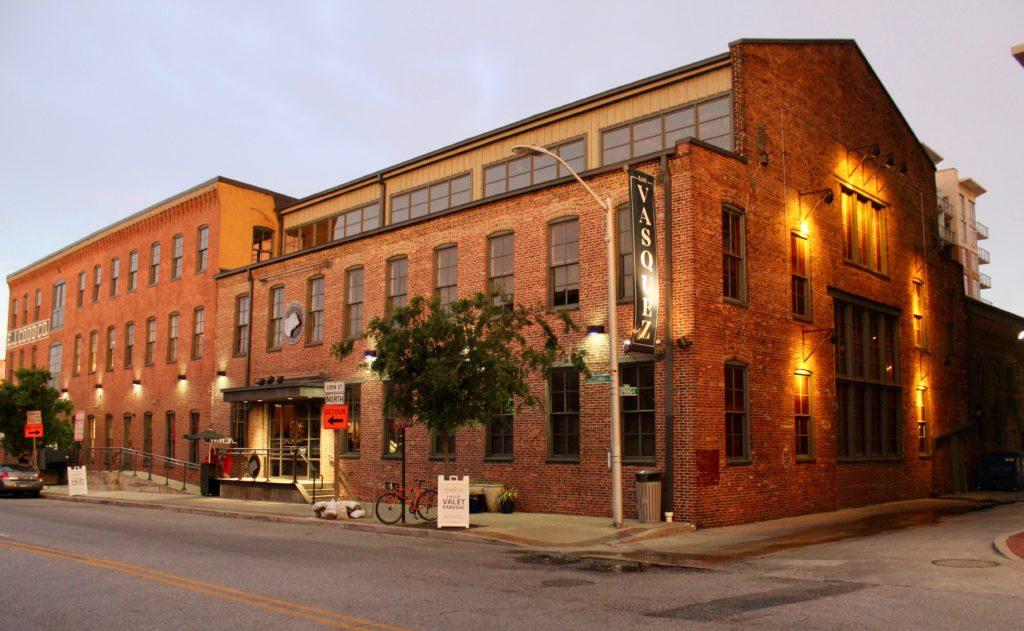 Bar Vasquez Baltimore's Post-Industrial Restaurants
