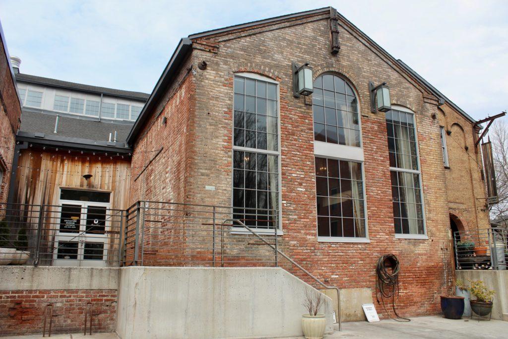 Woodberry Kitchen Baltimore's post industrial restaurants